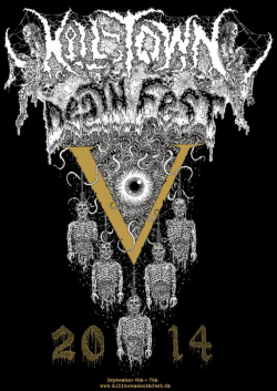 Kill-Town Death Fest 2014 / The Funeral Edition