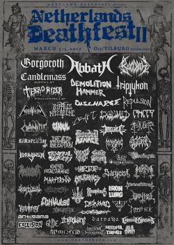Netherlands Deathfest II
