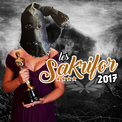 Sakrif'or 2017 / Black Metal Awards