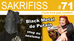 Whore Black Metal : STOP AU SEXISME