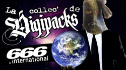 BLACK METAL : La collection DIGI internationaux de SAKRIFISS