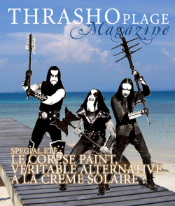 Thrasho Plage Magazine - Juillet 2009