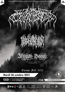 SLH - Wolves in the Throne Room (Lyon)