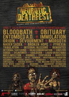 Neurotic Deathfest 2015