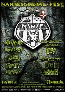 Nantes Metal Fest 2015