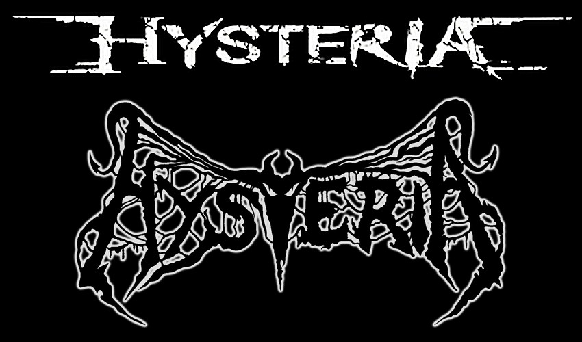 "HYSTERIA pour l'EP ""From The Abyss… To The Flesh """