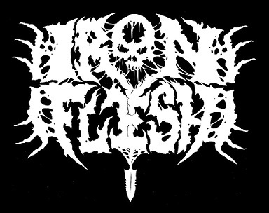 "IRON FLESH pour l'album ""Forged Faith Bleeding"""