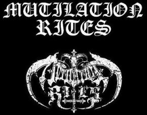 Mutilation Rites