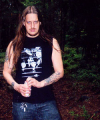 "Darkthrone pour l'album ""The Cult is Alive"""
