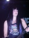 """Crucified Barbara pour la tournée """"Hellride Tour"""""""