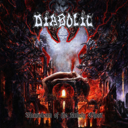 "Diabolic pour ""Mausoleum of the Unholy Ghost"""