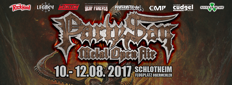 Party San Metal Open Air 2017