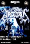 Arcturus + Kill The Thrill + Ellipsis