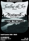 Swallow The Sun + Ataraxie + Before The Dawn