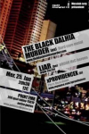 The Black Dahlia Murder + Liar + Slavery