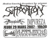 Suffocation + Psychobolia + Impureza