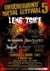 Underground Metal Festival 5