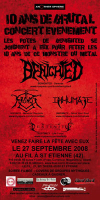 10 ans de Benighted