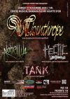 Misanthrope + Hectic Patterns + Nohellia + T.A.N.K.