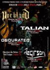 Yorblind + Talian + Obdurated + Aegirson