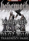 Behemoth + Decapitated + Ex Deo