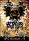Belphegor + Vreid + Emancer + Mithridatic