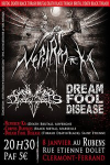 Nephren-Ka + Corpus Diavolis + Dream Fool Disease