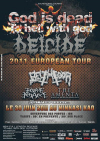 Deicide + Belphegor + Hour of Penance + The Amenta