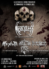 Mercyless + Affliction Gate + Necroblood + Aäzylium