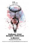 Celeste + Deafheaven + Hierophant + Donkey Punch