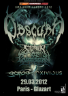 Obscura + Gorod + Spawn Of Possession + Exivious