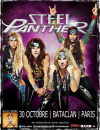 Steel Panther + Black Rain