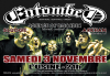 Entombed + Science of Disorder