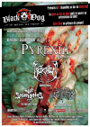 Pyrexia + Beheaded + The Seven Gates + Savage Annihilation
