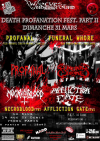 Death Profanation Fest Part II