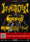 Incantation + Mercyless + Christ Agony + Purge + Nervochaos