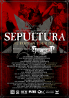 Sepultura European Tour 2013