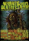 Neurotic Deathfest 2013 - 3ème Jour