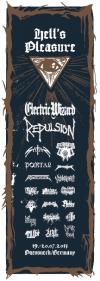 Hell's Pleasure 2013 - 2ème jour