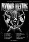 Dying Fetus + Desecration + Basement Torture Killings + Regurgitate Life