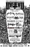 Live Evil 2013 - 1ère Journée