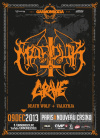 Marduk + Grave + Death Wolf + Valkyrja + Critical Solution
