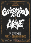 Entombed A.D. + Grave + Repuked