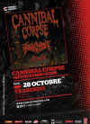 Aeon + Cannibal Corpse + Revocation