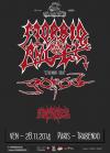 Ad Patres + Gorod + Morbid Angel