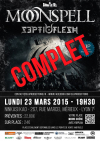 Moonspell + Septicflesh