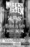 Misery Index + Neuraxis + Blinded By Faith + Horfixion + Descend Into Nothingness