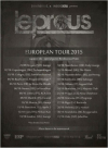 Leprous + Rendezvous Point + Sphere