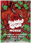 Morse + Mutoid Man