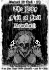 Deveikuth + Full of Hell + The Body